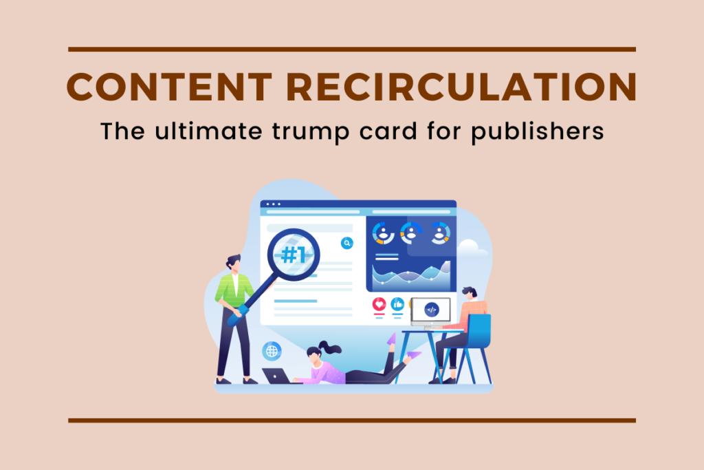 Content Recirculation Sortd