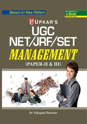 UGC-NET/JRF/SET Management (Paper II & III)