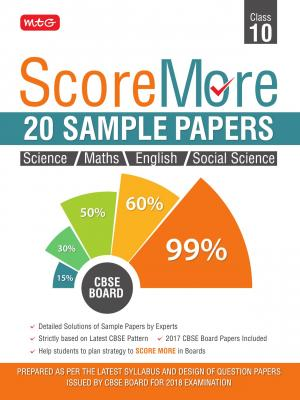 Score More in 10th Boards -20 Sample Papers