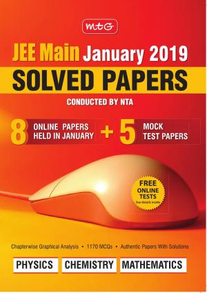 JEE Main January 2019 Solved Papers
