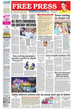 Free Press - Ujjain Edition