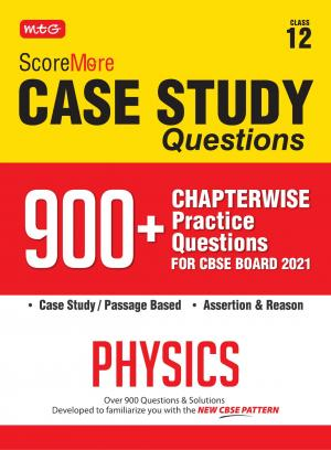 ScoreMore Case Study Chapterwise Practice Questions Physics Sample Chapter