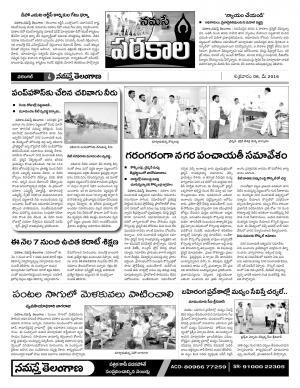 Warangal Constituencies